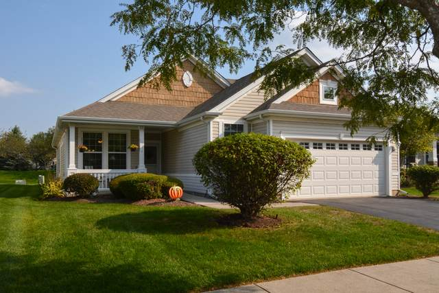 12968 W Willow Creek Lane, Huntley, IL 60142 (MLS #10881262) :: The Spaniak Team