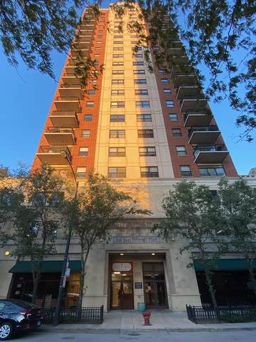 1529 S State Street 11A, Chicago, IL 60605 (MLS #10881265) :: Touchstone Group