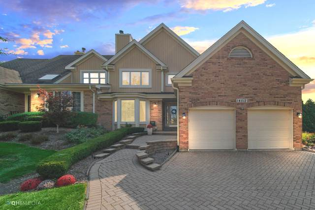 14512 Golf Road, Orland Park, IL 60462 (MLS #10881287) :: Littlefield Group
