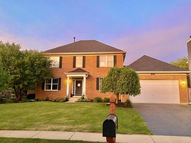 806 Barton Drive, Oswego, IL 60543 (MLS #10881301) :: Lewke Partners
