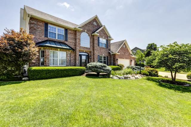 2706 Windward Boulevard, Champaign, IL 61821 (MLS #10881446) :: Angela Walker Homes Real Estate Group