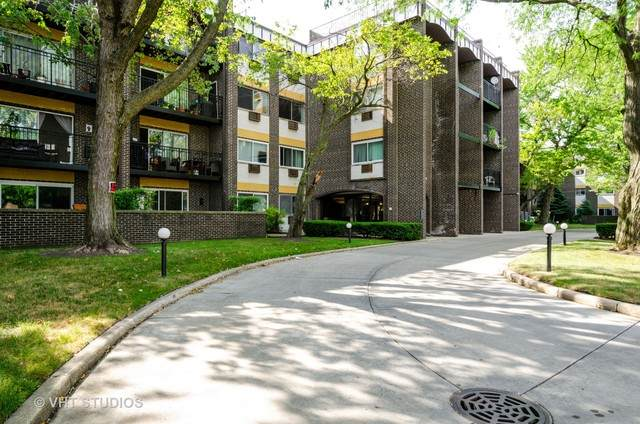 6800 N California Avenue 2F, Chicago, IL 60645 (MLS #10881460) :: Property Consultants Realty