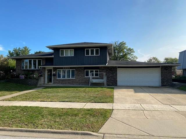 7409 161st Place, Tinley Park, IL 60477 (MLS #10881474) :: Littlefield Group
