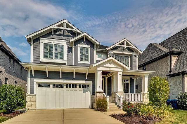 311 E Schiller Street, Elmhurst, IL 60126 (MLS #10881524) :: John Lyons Real Estate