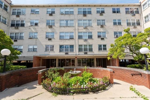 6040 N Troy Street #305, Chicago, IL 60659 (MLS #10881532) :: Property Consultants Realty