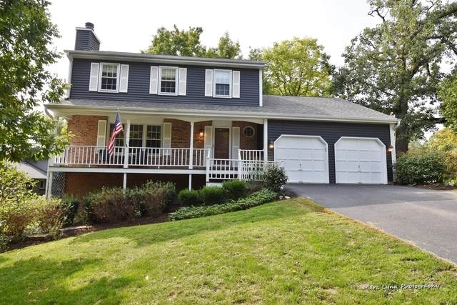 4432 Brittany Drive, Lisle, IL 60532 (MLS #10881548) :: Helen Oliveri Real Estate
