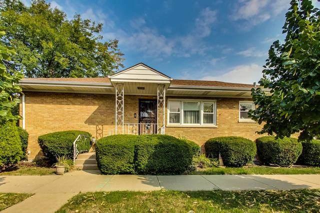 3901 N Nora Avenue, Chicago, IL 60634 (MLS #10881583) :: Ani Real Estate