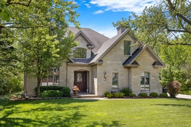 5750 S Thurlow Street, Hinsdale, IL 60521 (MLS #10881620) :: Helen Oliveri Real Estate