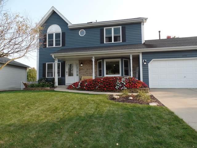 1495 Comanche Drive, Bolingbrook, IL 60490 (MLS #10881637) :: John Lyons Real Estate
