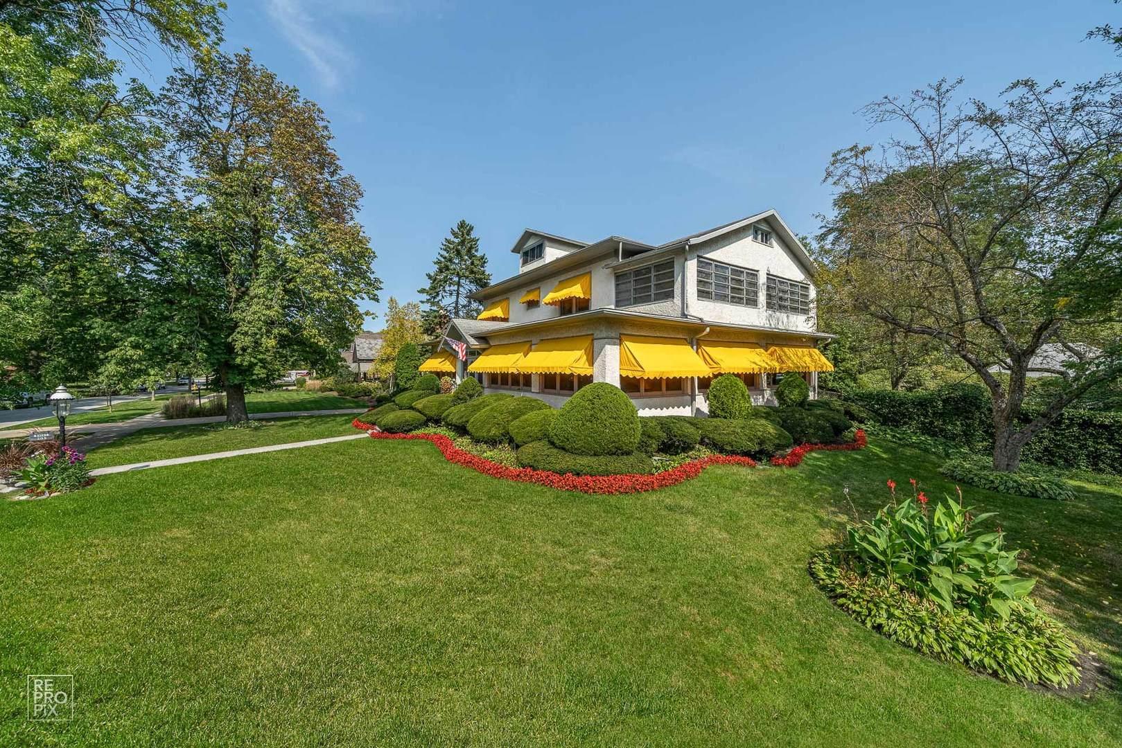203 N Ashland Avenue, Park Ridge, IL 60068 (MLS #10881654) :: Helen Oliveri Real Estate