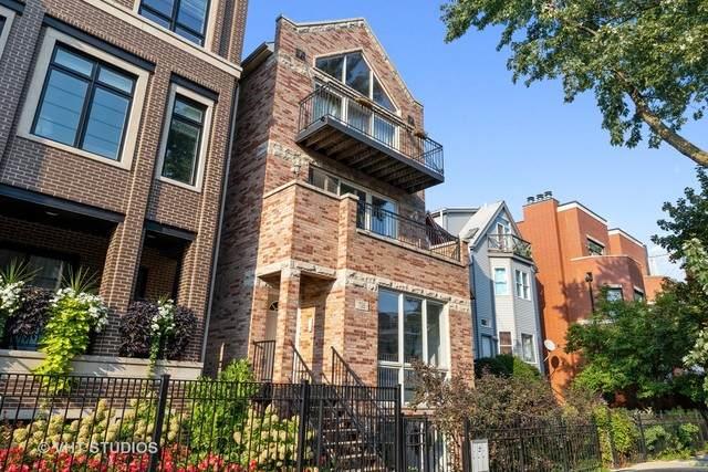 736 W Schubert Avenue #1, Chicago, IL 60614 (MLS #10881708) :: John Lyons Real Estate