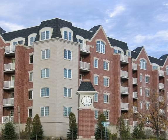 4833 N Olcott Avenue #604, Harwood Heights, IL 60706 (MLS #10881736) :: John Lyons Real Estate