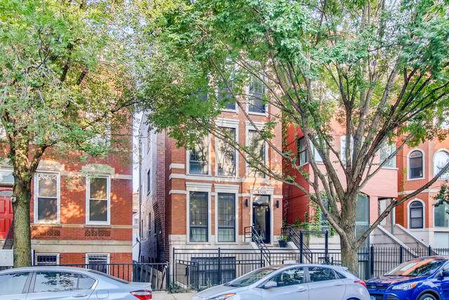 1331 N Greenview Avenue #3, Chicago, IL 60622 (MLS #10881771) :: Helen Oliveri Real Estate