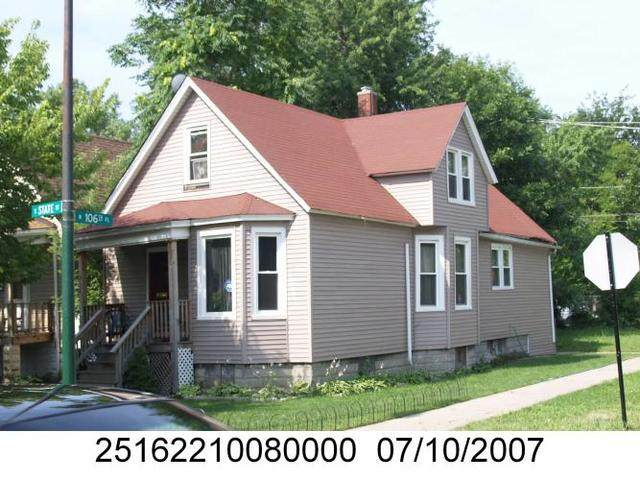 10634 S State Street, Chicago, IL 60628 (MLS #10881776) :: Property Consultants Realty