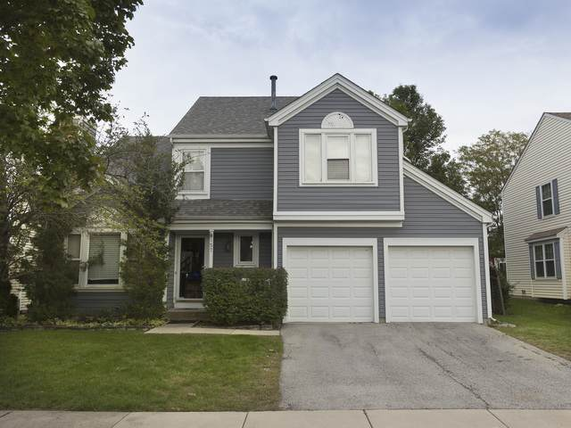 157 Jefferson Lane, Streamwood, IL 60107 (MLS #10881800) :: John Lyons Real Estate