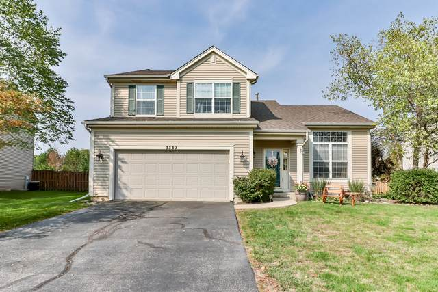 3330 Banford Circle, Lake In The Hills, IL 60156 (MLS #10881835) :: Littlefield Group
