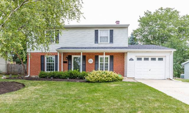1773 California Avenue, Rolling Meadows, IL 60008 (MLS #10881841) :: John Lyons Real Estate
