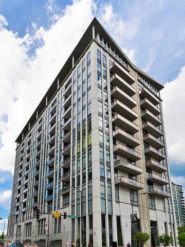 740 W Fulton Street #1108, Chicago, IL 60661 (MLS #10881848) :: Helen Oliveri Real Estate