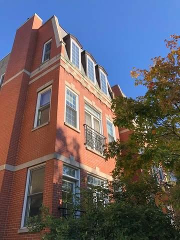 1617 N Hermitage Avenue 3-S, Chicago, IL 60622 (MLS #10881853) :: Helen Oliveri Real Estate