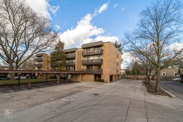 1925 Tanglewood Drive 2C, Glenview, IL 60025 (MLS #10881905) :: Littlefield Group