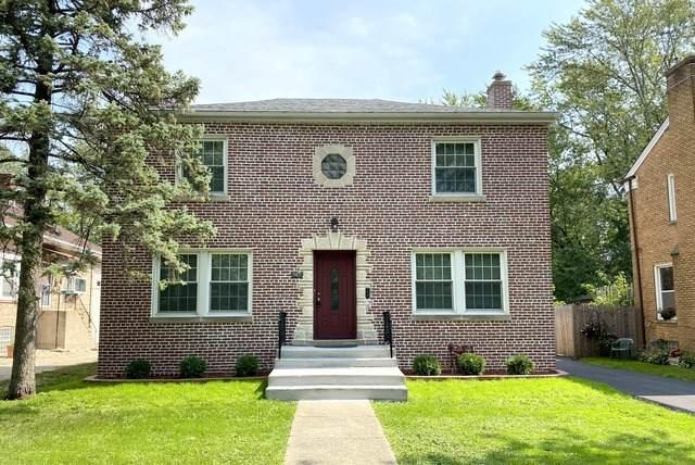 11623 S Longwood Drive, Chicago, IL 60643 (MLS #10881919) :: John Lyons Real Estate