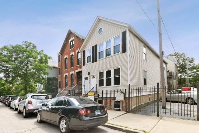 1371 W Crystal Street C, Chicago, IL 60642 (MLS #10881923) :: Helen Oliveri Real Estate