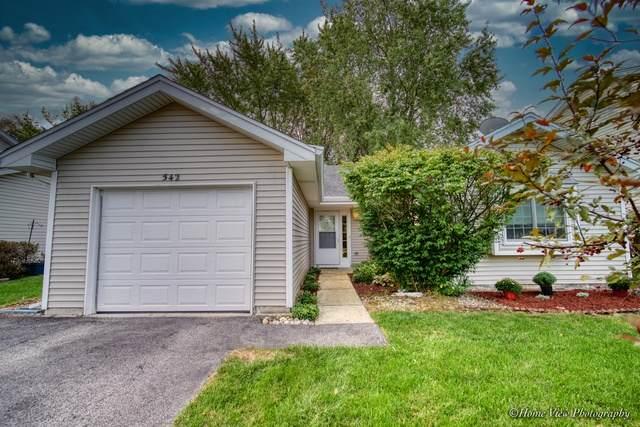 542 Springhill Circle, Naperville, IL 60563 (MLS #10881929) :: John Lyons Real Estate
