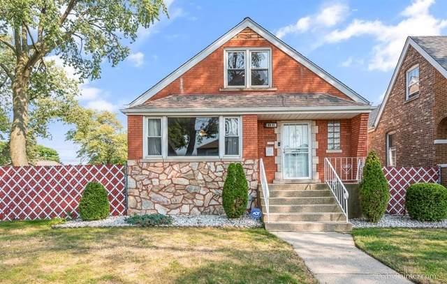6601 S Kilpatrick Avenue, Chicago, IL 60629 (MLS #10881930) :: Helen Oliveri Real Estate