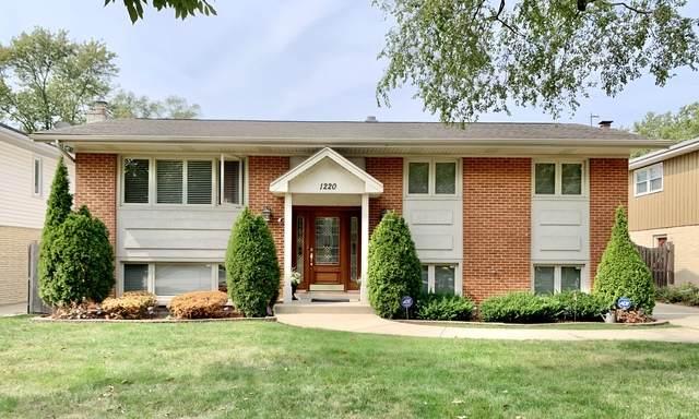 1220 S Stone Avenue, La Grange, IL 60525 (MLS #10881931) :: Littlefield Group