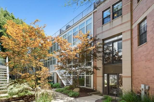 1980 N Maud Avenue F, Chicago, IL 60614 (MLS #10881935) :: John Lyons Real Estate