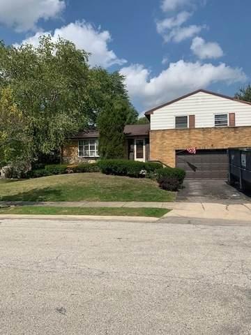 161 Silver Lane, Melrose Park, IL 60160 (MLS #10881972) :: Littlefield Group