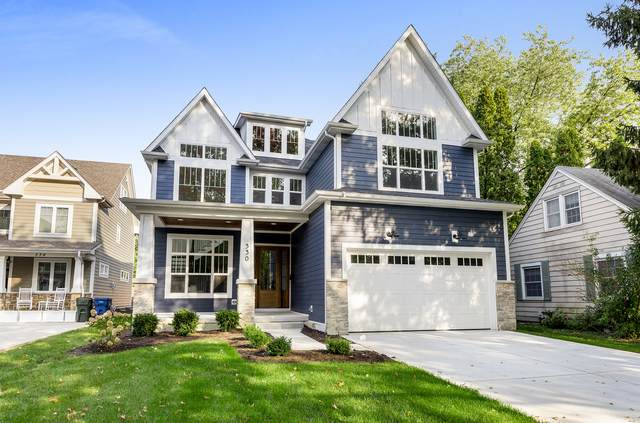 530 N Eagle Street, Naperville, IL 60563 (MLS #10881979) :: John Lyons Real Estate