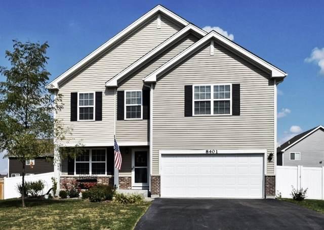 8401 Trumbull Avenue, Joliet, IL 60431 (MLS #10882048) :: The Wexler Group at Keller Williams Preferred Realty