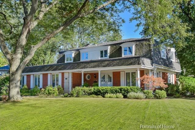 104 Tennyson Drive, Wheaton, IL 60189 (MLS #10882119) :: John Lyons Real Estate