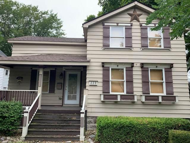 223 N Center Street, Naperville, IL 60540 (MLS #10882122) :: John Lyons Real Estate