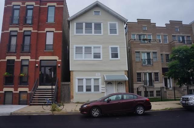 1246 W Ohio Street, Chicago, IL 60642 (MLS #10882127) :: Helen Oliveri Real Estate