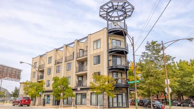 875 N Milwaukee Avenue 2S, Chicago, IL 60642 (MLS #10882135) :: Helen Oliveri Real Estate