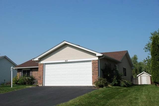 612 Forest Way, Bolingbrook, IL 60440 (MLS #10882173) :: RE/MAX IMPACT
