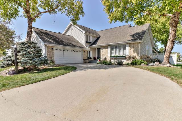 2501 Cherry Hills Drive, Champaign, IL 61822 (MLS #10882179) :: Littlefield Group