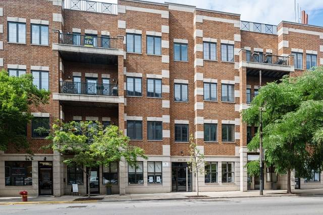 2130 W Belmont Avenue 2B, Chicago, IL 60618 (MLS #10882184) :: Helen Oliveri Real Estate