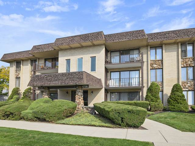 4716 W 106th Place 2C, Oak Lawn, IL 60453 (MLS #10882194) :: Helen Oliveri Real Estate