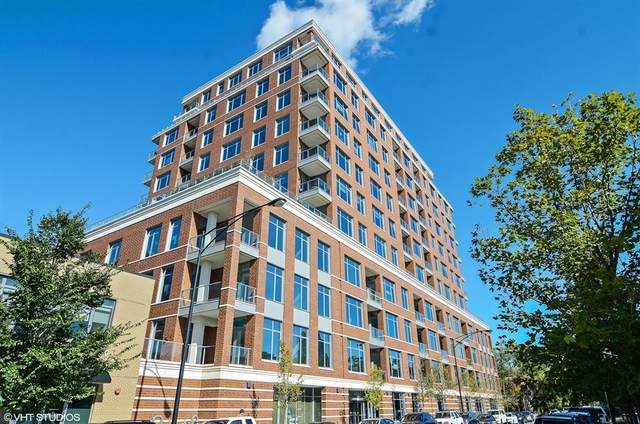 540 W Webster Avenue #1113, Chicago, IL 60614 (MLS #10882227) :: Touchstone Group