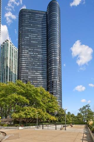 155 N Harbor Drive #5111, Chicago, IL 60601 (MLS #10882228) :: Property Consultants Realty