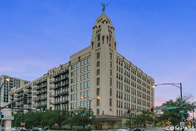 758 N Larrabee Street #804, Chicago, IL 60654 (MLS #10882236) :: Helen Oliveri Real Estate