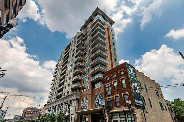 230 W Division Street #701, Chicago, IL 60610 (MLS #10882238) :: Helen Oliveri Real Estate