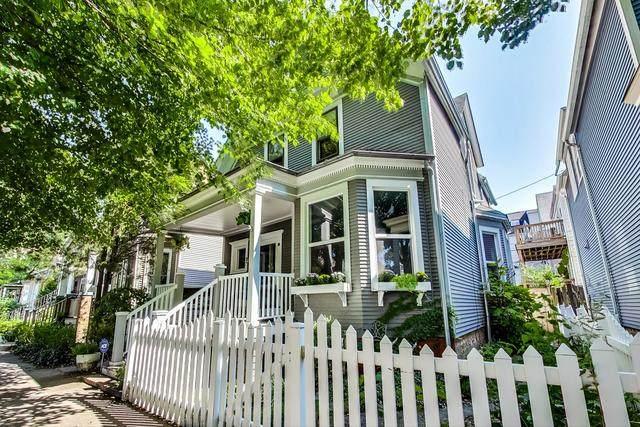 1951 W Cornelia Avenue, Chicago, IL 60657 (MLS #10882256) :: Littlefield Group