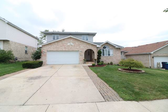 8612 Steeple Hill Drive, Hickory Hills, IL 60457 (MLS #10882303) :: Property Consultants Realty