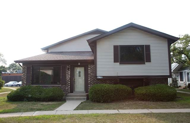 2S746 Winchester Circle #1, Warrenville, IL 60555 (MLS #10882348) :: John Lyons Real Estate