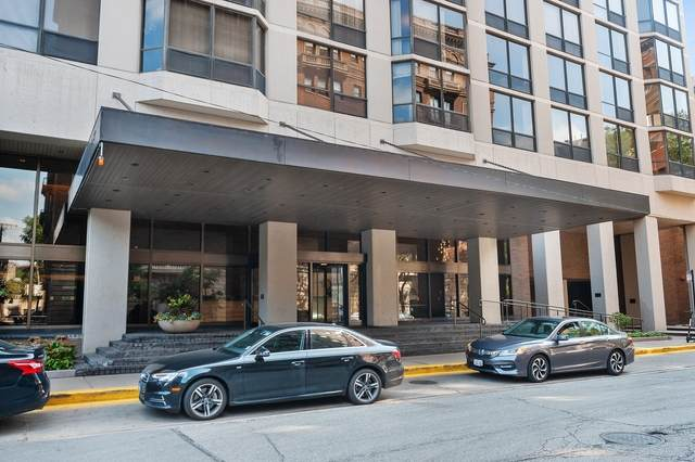 2650 N Lakeview Avenue #3604, Chicago, IL 60614 (MLS #10882363) :: Touchstone Group