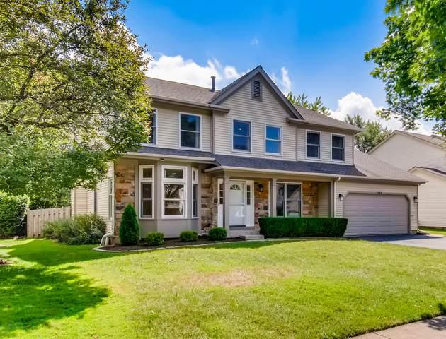 1253 Sandhurst Drive, Buffalo Grove, IL 60089 (MLS #10882364) :: Littlefield Group